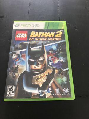 LEGO Batman 2 Xbox 360 for Sale in Leavenworth, WA