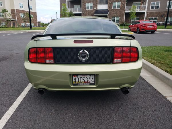 2005, Ford mustang GT