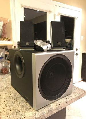Logitech Z-2300 200 watts RMS 2.1 Speaker System for Sale in Ashburn, VA