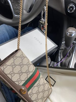 Gucci chain wallet authentic from Nordstrom for Sale in Dallas, TX