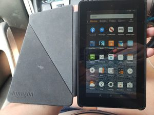 Amazon fire tablet for Sale in Bedford, TX