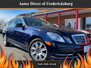 2013 Mercedes-Benz E-Class for Sale in Fredericksburg, VA