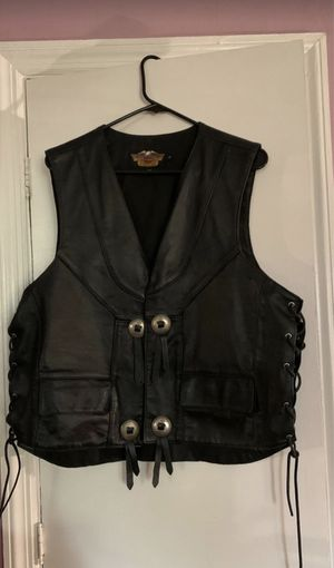 Motorcycle vest for Sale in Lawrence, MA