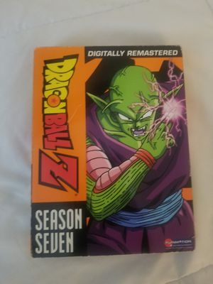 Dragonball z season 7 for Sale in Moreno Valley, CA