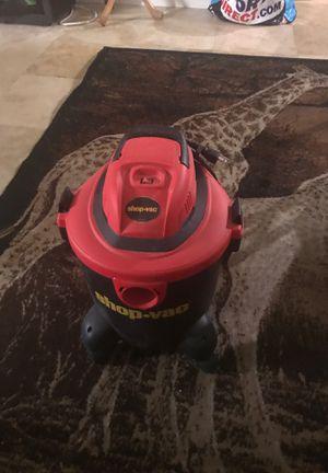 Shop vac vacuum base unit only for Sale in Boca Raton, FL