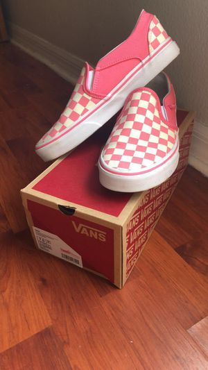 Pink Vans for Sale in Kissimmee, FL