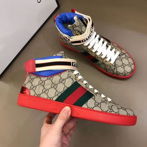 Gucci Ace GG High Top Sneakers for Sale in March Air Reserve Base, CA