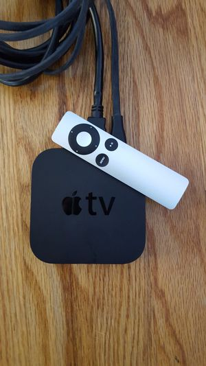Apple TV 3rd Generation for Sale in Addison, IL