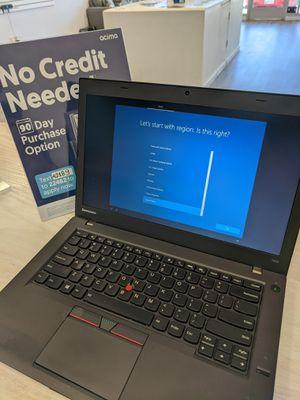 Lenovo ThinkPad T450 laptop for Sale in Renton, WA