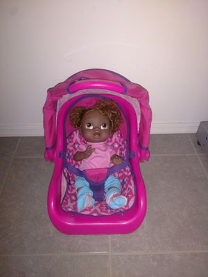 Our generation doll car seat for Sale in Phoenix, AZ