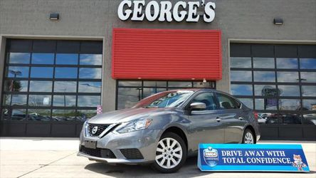 2018 Nissan Sentra for Sale in Brownstown Charter Township,  MI