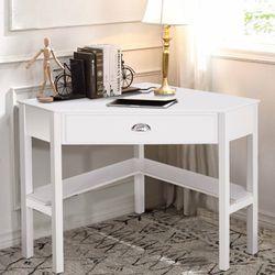 Corner Wooden PC Laptop Computer Desk for Sale in Diamond Bar,  CA