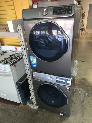 New Samsung washer and electric dryer set for Sale in Torrance, CA