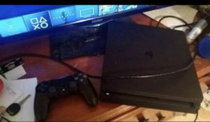 Ps4 slim 1tb for Sale in Houston, TX