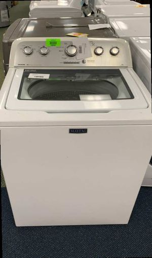 Maytag MVWX655DW 4.3 cu.ft. washer top load IFOM for Sale in Dallas, TX