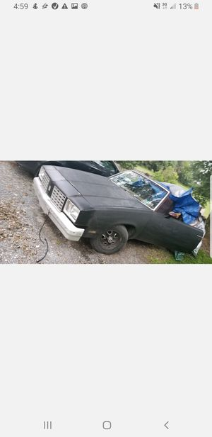 Oldsmobile cutlass, roof was cut by previous owner, all parts and extras for doors in car for Sale in Lititz, PA