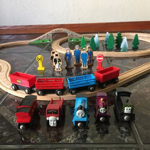 Thomas the Train and Friends plus Tracks 🚂 for Sale in Pasadena, CA