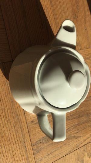 White porcelain tea pot for Sale in Arlington, VA