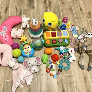 Bundle Of Baby Toys for Sale in Las Vegas, NV
