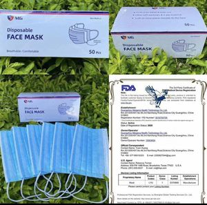 Blue disposable Face cover for Sale in Corona, CA