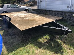 16x8 trailer for Sale in Portland, OR