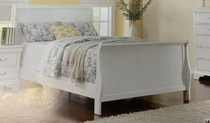 Wood twin bed Cama twin for Sale in Miami, FL