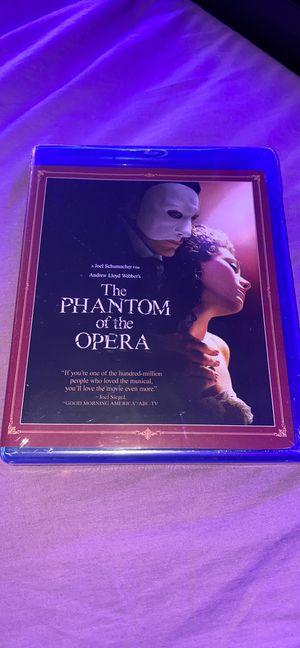 Phantom of the Opera BluRay DVD for Sale in Merrick, NY