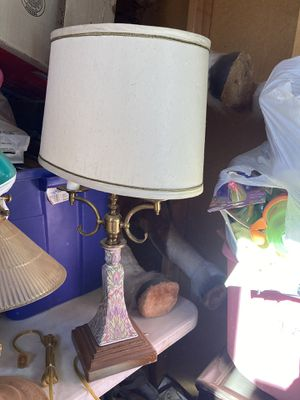 Antique lamp for Sale in Highland, CA