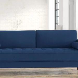 "75.6"" Square Arm Sofa for Sale in Norwich, CT"