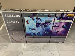 Price firm Samsung 65 inch QLED smart TV for Sale in Hialeah, FL