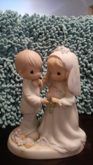 Precious Moments Bride and Groom for Sale in Richardson, TX