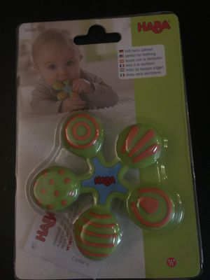 Baby teething toy for Sale in Gardena, CA