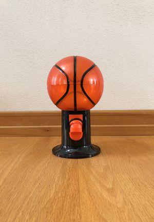 Basketball candy/gum dispenser for Sale in Appleton, WI