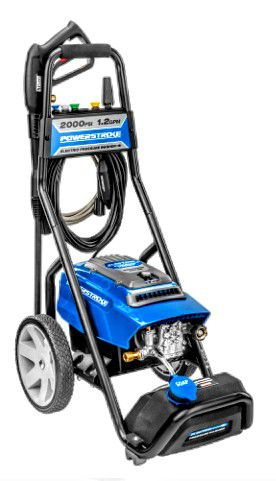 Powerstroke 2000psi Electric Pressure Washer for Sale in Houston, TX