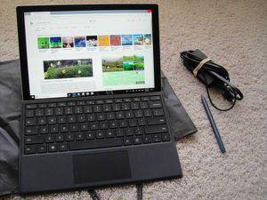 Microsoft Surface pro 6 I5/8GB/384GB/Keyboard cover/Stylus Pen/Warranty/Office 2016pro for Sale in Sammamish, WA