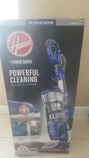 HOOVER POWERDRIVE VACUUM CLEANER FREE DELIVERY for Sale in Miami, FL