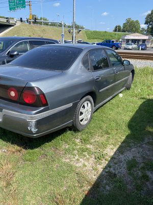 04 Chevy impala runs and drives for Sale in Norfolk, VA