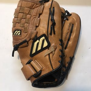 """Mizuno Pro Model MVT 1402 14"""" Right Hand Thrower Baseball Glove for Sale in West Dundee, IL"""