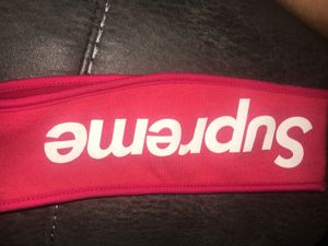 Supreme headband for Sale in Mansfield, TX