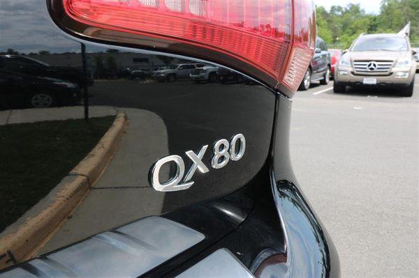 2016 INFINITI QX80