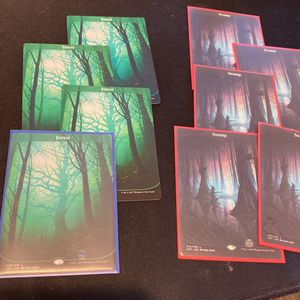 Magic: The Gathering FANCY LANDS ! for Sale in Philadelphia, PA