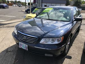 2006 Hyundai Azera Limited for Lodin 140 8000 miles $800 cash down for Sale in Milwaukie, OR