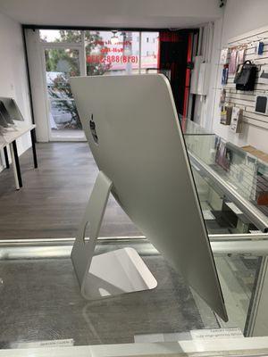 iMac (Retina27-inch)-2.9GHz Intel Core I5-8GB memory -1T fusion hard drive for Sale in Los Angeles, CA