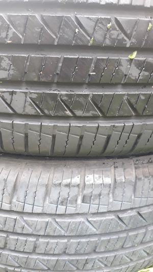 2 tires 235/65/18 for Sale in Port St. Lucie, FL