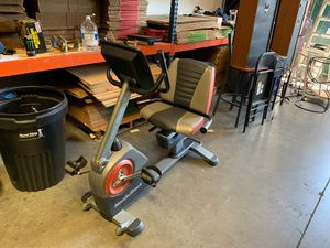 Nordic track exercise bike for Sale in Clearwater, FL