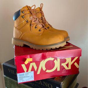 NIB Work Boots for Sale in Pennsauken Township, NJ