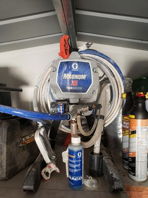Graco Magnum X5 airless paint sprayer for Sale in El Cajon, CA