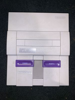 SNES Game system for Sale in Seattle, WA