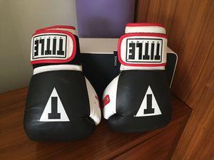 Boxing Gloves + accessories for Sale in Miami Beach, FL