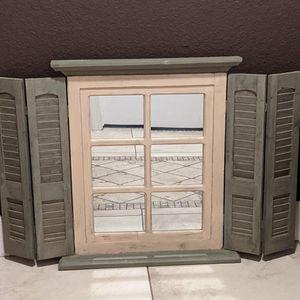 Vintage Wooden Window Display for Sale in Turlock, CA